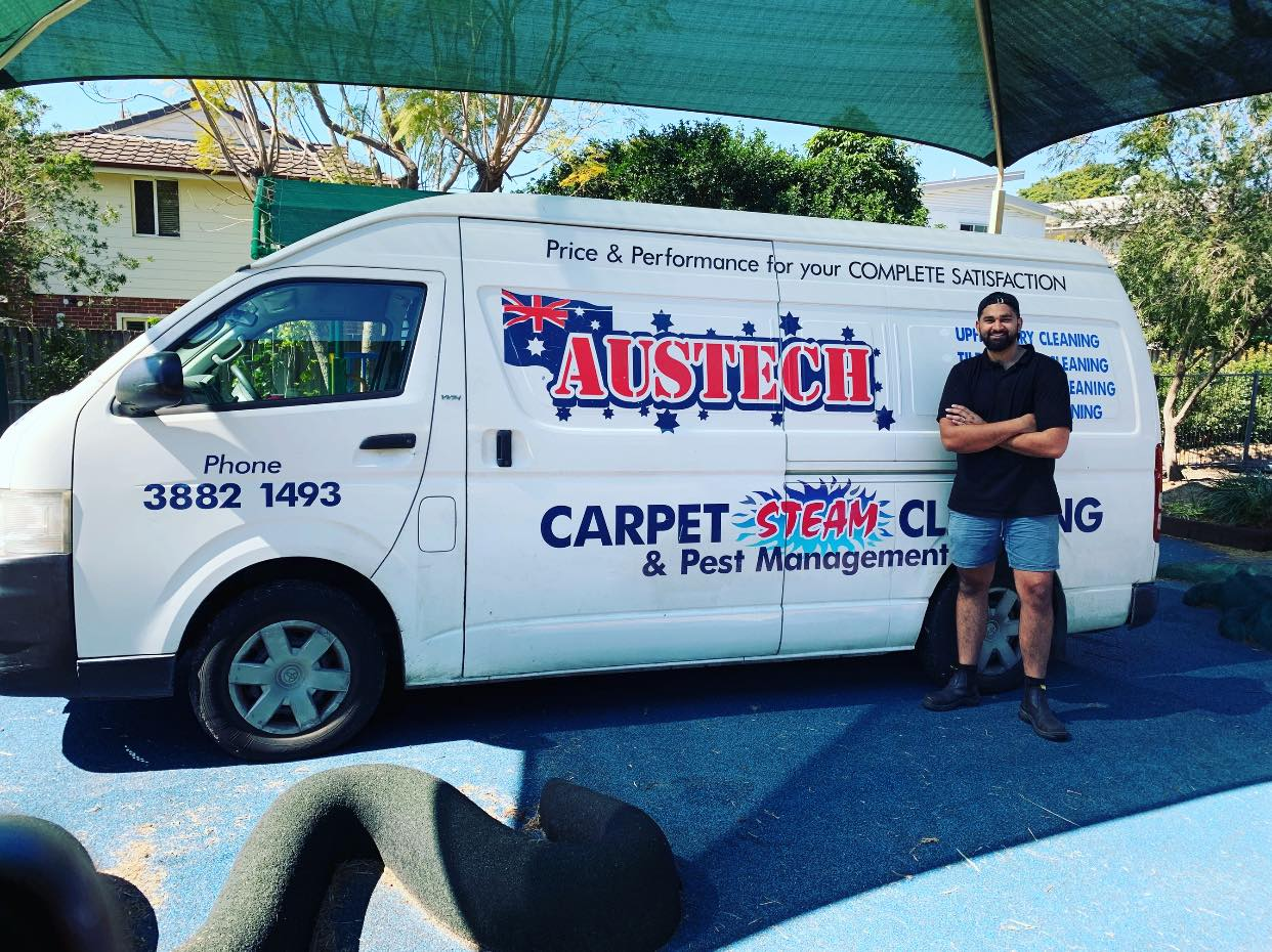 Austech Carpet Cleaning