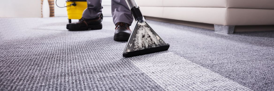 professionally removing stain from carpet